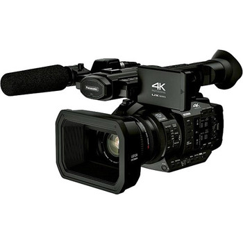 Panasonic AGUX180 4K Premium Professional Camcorder