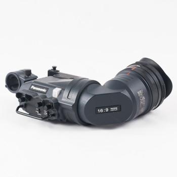 Used Panasonic AJ-VF20WBP 2-Inch Black/White 16:9/4:3 Viewfinder