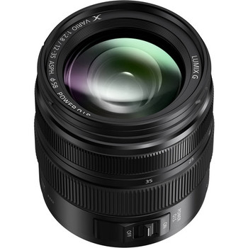 Panasonic H-HSA12035 Lumix G X Vario 12-35mm f/2.8 II ASPH. POWER O.I.S. Lens