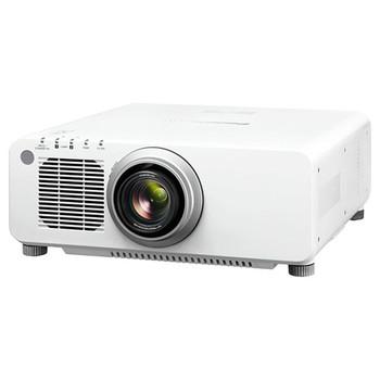 Panasonic PT-DX100UW 10,000-Lumen XGA DLP Projector with Lens (White) - DISCONTINUED