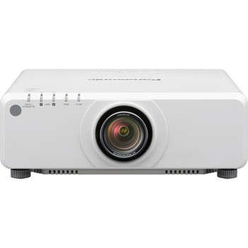 Panasonic PT-DZ780WU 7000-Lumen WUXGA DLP Projector with 1.7 to 2.4:1 Lens (White)