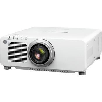Panasonic PT-DZ870UW WUXGA 1-Chip DLP Projector (White) - DISCONTINUED