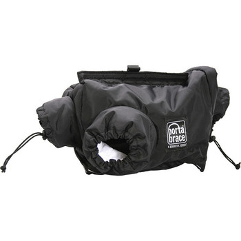 Portabrace POL-DSLR2 Polar Bear Insulated Camera Case (Black)