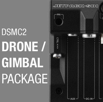 RED PKG-D2-JTPK DSMC2 Drone/Gimbal Accessory Package