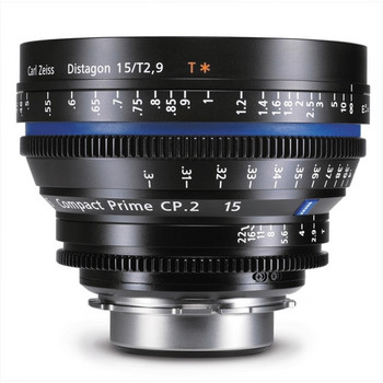 Zeiss 15mm EF Mount