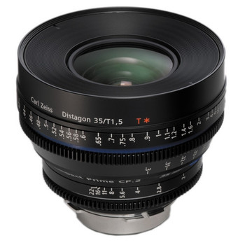 Zeiss 35mm EF Mount