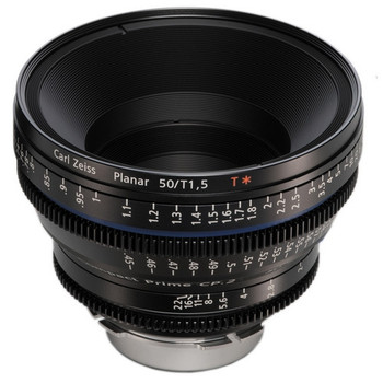 Zeiss 50mm EF Mount