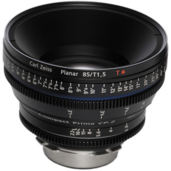 Zeiss 85mm EF Mount