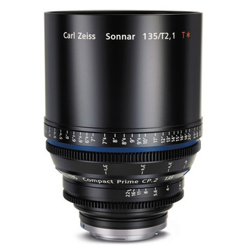 Zeiss 135mm EF Mount