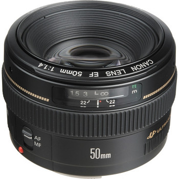 Canon EF 50mm