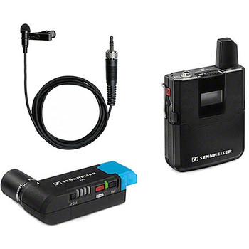 Sennheiser AVX Camera-Mountable Lavalier