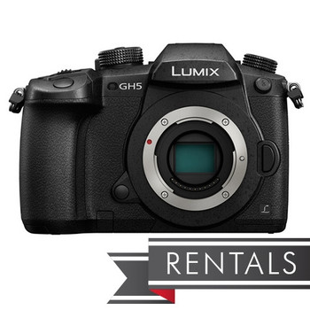 Panasonic Lumix DC-GH5 Pro Package