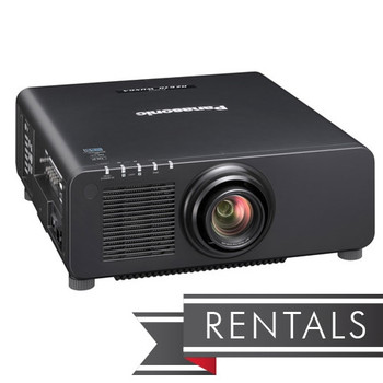Panasonic PT-RZ770BU 7200-Lumen Laser Light Projector