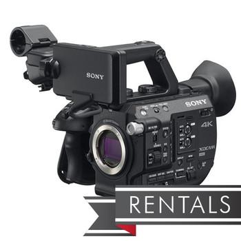 Sony PXW-FS5