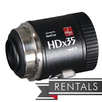 AbelCine HDx35 UMS Converter Mark II
