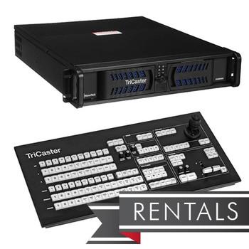 NewTek TriCaster 460 4 Input HD Switcher
