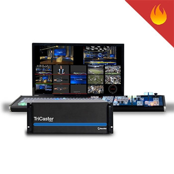 NewTek TriCaster 8000 8 Input HD Switcher