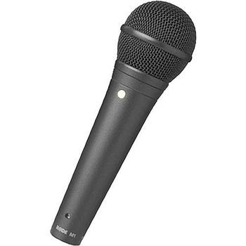 Rode Microphones M1 Handheld Cardioid Dynamic Microphone