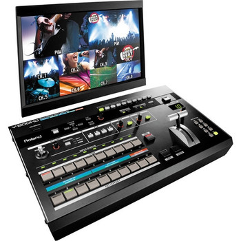 Roland Systems Group V-800HD Multi-Format Video Switcher - DISCONTINUED