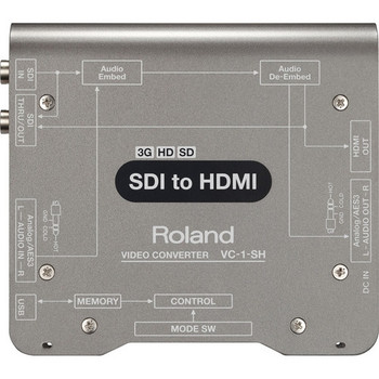 Roland Systems Group VC-1-SH SDI to HDMI Video Converter