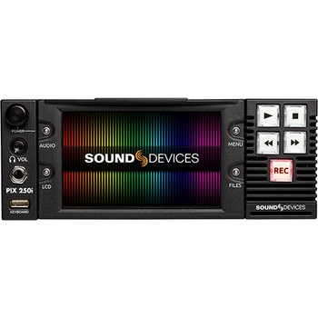 Sound Devices PIX-250i Video Recorder & Network Connected Video Deck