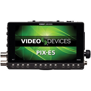"Sound Devices PIX-E5 5"" 4K Recording Video Monitor - DISCONTINUED"