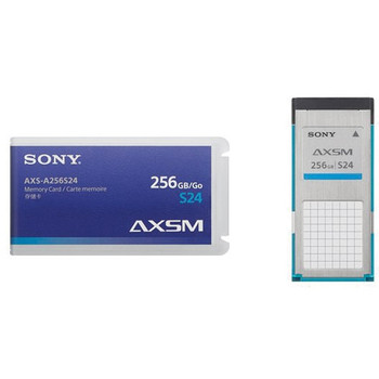 Sony AXS-A256S24 Memory A Series Card (256GB, 2.4 Gbps)
