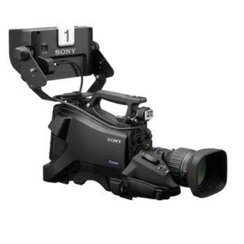 Sony HXC-FB80SN 1080/60P HD Studio Camera with HDVF-750 7 Studio VF & 20X Lens