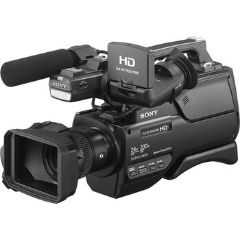 "Sony HXR-MC2500 1/4"" EXMOR Shoulder Mount AVCHD Camcorder"