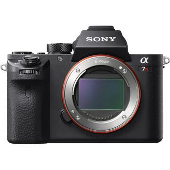 Sony ILCE7RM2/B Alpha a7RII Mirrorless Digital Camera (Body Only)