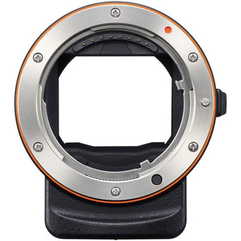 Sony LAEA3 A-Mount to E-Mount Lens Adapter (Black)