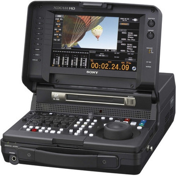 Sony PDW-HR1/MK1 XDCAM HD422 Field Recorder