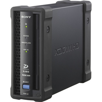 Sony PDW-U2 USB 3.0 XDCAM Disc Drive