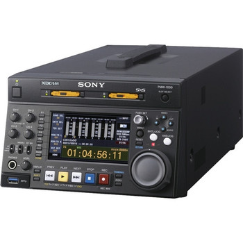 Sony PMW-1000 Compact HD/SD SxS Memory Recording Deck