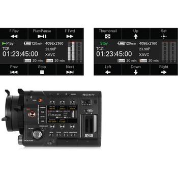Sony PMW-F5 CineAlta Digital Cinema Camera - DISCONTINUED