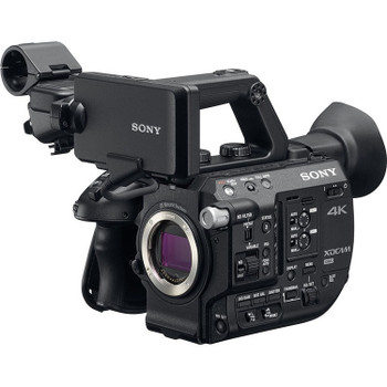 Sony PXW-FS5 4K XDCAM Super 35 Camera System (Body Only) - DISCONTINUED