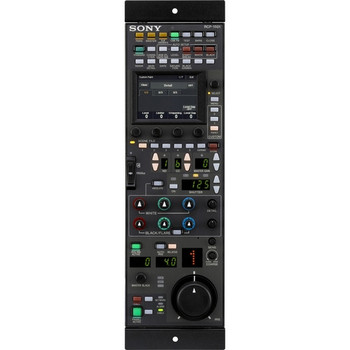 Sony RCP-1501 Standard Remote Control Panel (Dial Knob)