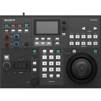 Sony RMIP500/1 Professional Remote Controller for Select Sony PTZ Cameras