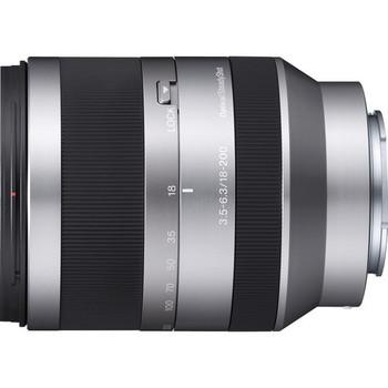 Sony SEL-18200 E 18-200mm f/3.5-6.3 OSS Lens