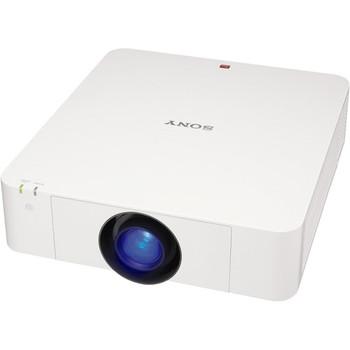 Sony VPL-FH65 6000-Lumen WUXGA 3LCD Lamp Projector (White)