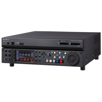 Sony XDS1000/A6 XDCAM Deck / IT Server with two SxS memory slots and 1 TB HDD