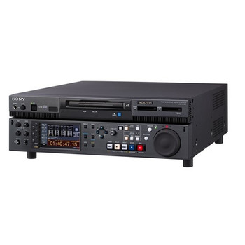 Sony XDS-PD1000/A6 XDCAM Deck / IT Server with two SxS memory slots, Professional Disc drive and 1 TB HDD