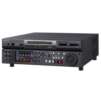 Sony XDS-PD2000/A6 XDCAM Deck / IT Server with two SxS memory slots, Professional Disc drive and 500 GB SSD