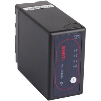 SWIT Electronics S-8BG6 DV Li-ion battery with DC Output for Panasonic VW-VBG6