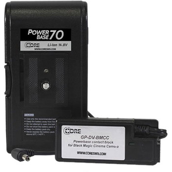 Core SWX PB70-BMCC Under Camera 70wh Battery
