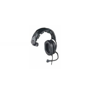 Telex HR-1R5 Single Muff Headset with A5M connector, 5-pin for RTS