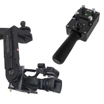 VariZoom VZ-CINEMAPRO-K5 Cinema Pro Remote Head and Jibstick Jr Kit