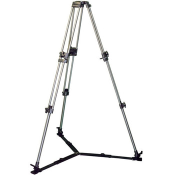 VariZoom VZ-T100A Aluminum Video Tripod with Spreader and Case - DISCONTINUED