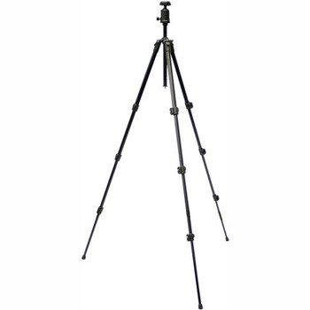 VariZoom VZ-TP760 Lightweight Travel Photo Tripod/Ball Head Combo - DISCONTINUED