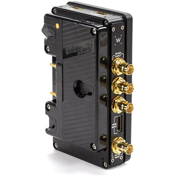 Wooden Camera 176400 C-Box 3G-SDI and HDMI Converter (Gold Mount)